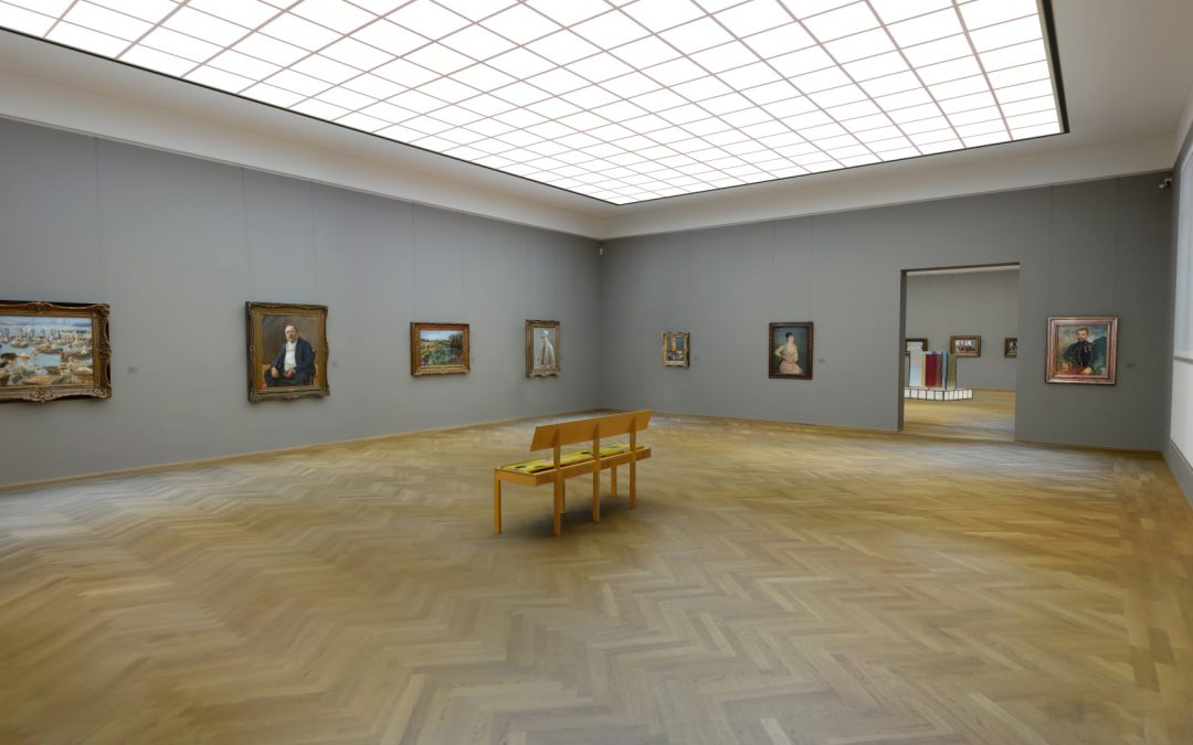 Art from the Romantic period to the present day